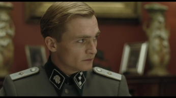 rupert friend as lt kurt kotler the boy in the striped pyjamas i rudolph hess s book but my main priority was trying to understand what might make a young man of my age believe that his actions were not only