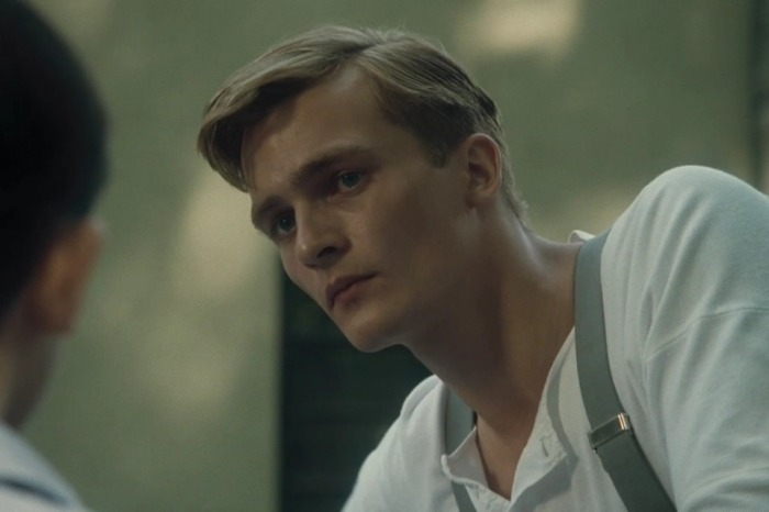 Rupert Friend at The Boy in the Striped Pyjamas