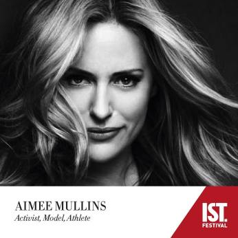 """If we want to discover the full potential in our humanity, we need to celebrate those heartbreaking strengths and those glorious disabilities we all have. It is our humanity and all the potential within it that makes us beautiful."" #AimeeMullins @aimeemullinsnyc will be joining us at #ISTFest2016 on June 3,4,5 #StayTuned #ISTFestival"