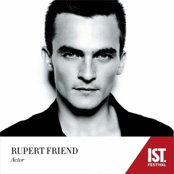 """I think that what drives most of us human beings is the want for something. You might have a hope, or a big dream, or a goal that you haven't yet achieved..."" -- #RupertFriend Actor Rupert Friend will be joining us at #ISTFest2016 on June 3, 4, 5. #StayTuned"