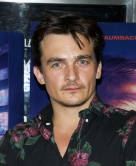 """NEW YORK, NY - JUNE 09: Actor Rupert Friend attends the """"De Palma"""" New York screening at DGA Theater on June 9, 2016 in New York City. (Photo by Jim Spellman/Getty Images)"""