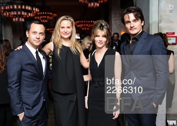 Laurent Claquin, Aimee Mullins, Robbie Myers, Rupert Friend